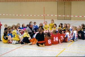 Handballabteilung sucht Jugendwart!